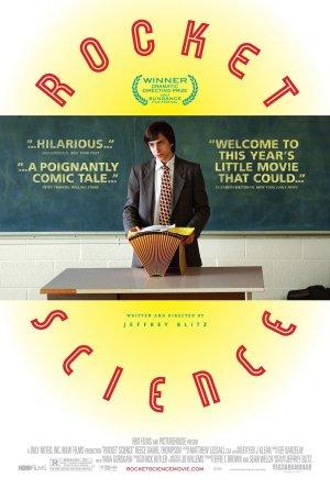 Rocket science Movie Poster