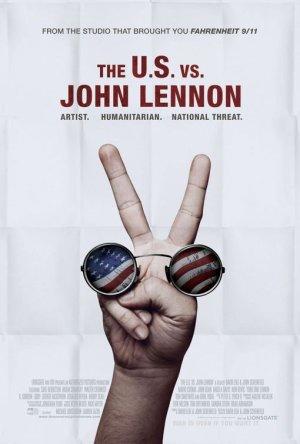 The US Vs. John Lennon Poster