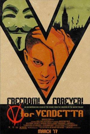 V for Vendetta Teaser Poster