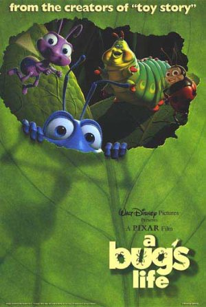 A Bug's Poster