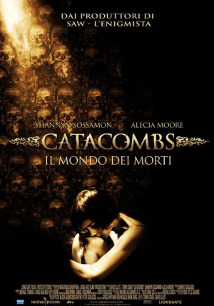 International Catacombs Poster