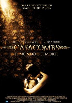 International Catacombs Poster