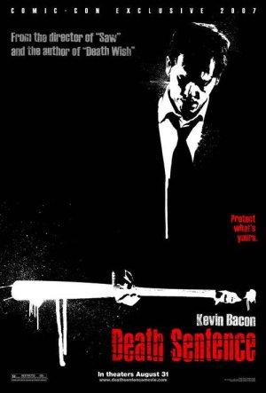 Death Sentence ComiCon Poster