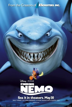 Finding Nemo Poster 2