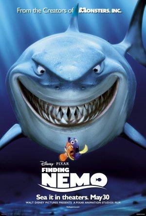 Finding Nemo Poster 2