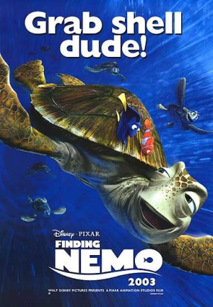 Finding Nemo Poster 3