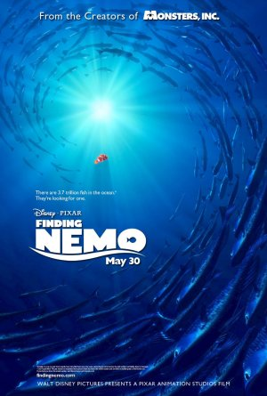 Finding Nemo Poster 1