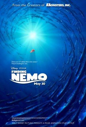 Finding Nemo Poster 1