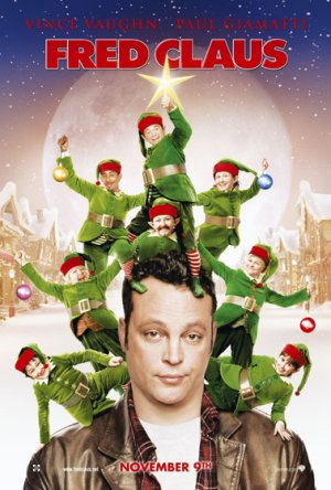 Fred Claus Poster 1