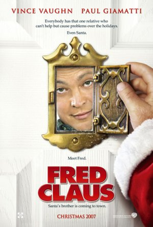 Fred Claus Poster 5