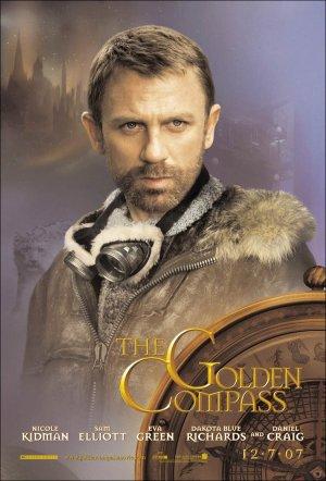 The Golden Compass Poster - Daniel Craig