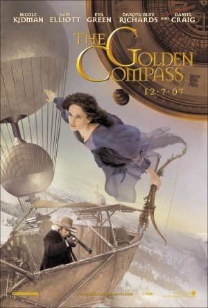 The Golden Compass Poster - Eva Green
