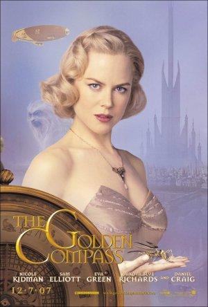 The Golden Compass Poster - Nicole Kidman