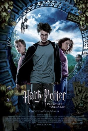 Harry Potter and the prisioner of Azkaban Poster