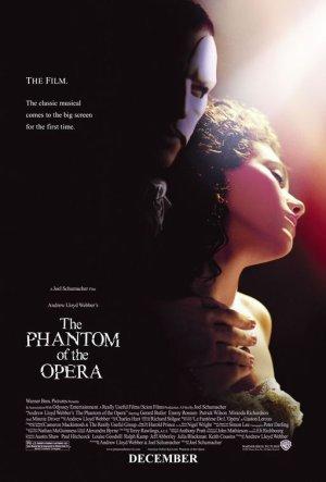 Phantom of the Opera Poster