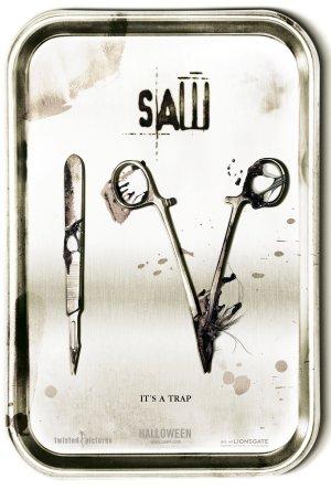 SAW IV Teaser Poster