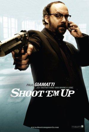Shoot Em' Up Character Posters (Paul Giammatti)