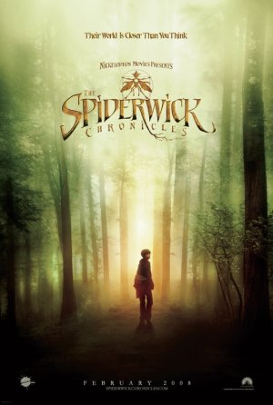 The Spiderwick Chronicles Teaser Poster