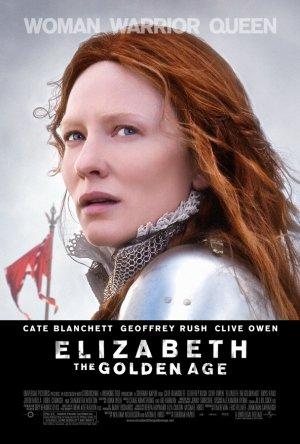 Elizabeth: The Golden Age Poster