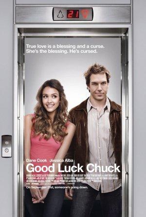 Final Good Luck Chuck Poster