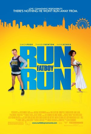 Run, Fatboy, Run Movie Poster