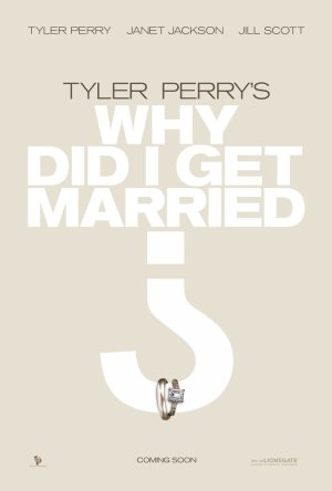 Why Did I Get Married Teaser Poster