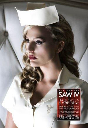 SAW Blood Drive Poster