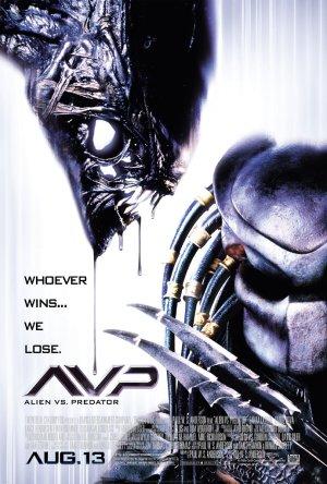 Alien V. Predator Poster