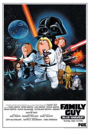 Family Guy Star Wars Poster