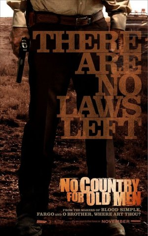 No Country for Old Men Poster 2