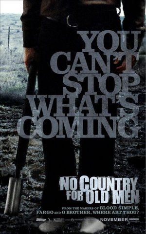 No Country for Old Men Poster 3