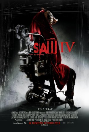 Final SAW IV Poster