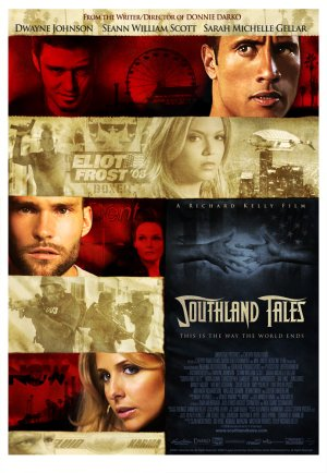 Final Southland Tales Poster