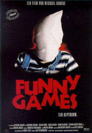 Funny Games Original Poster