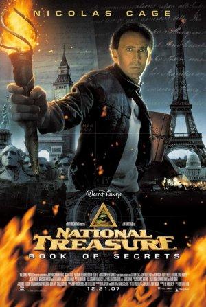 National Treasure 2: Book of Secrets Poster