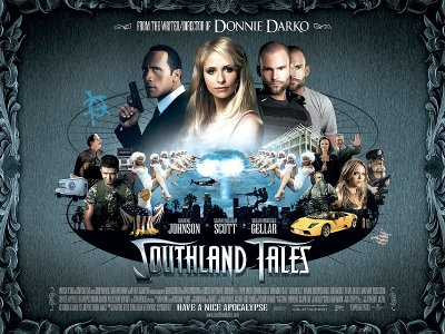 Southland Tales UK Quad