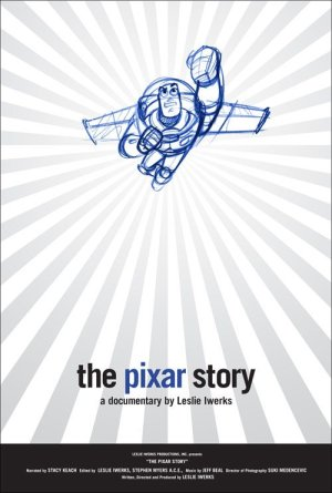 The Pixar Story Poster (Big)