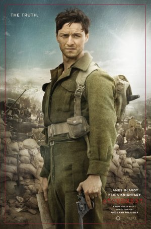 Atonement Character Poster (James)
