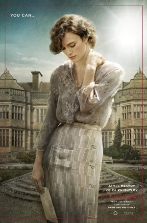 Atonement Character Poster (Keira)