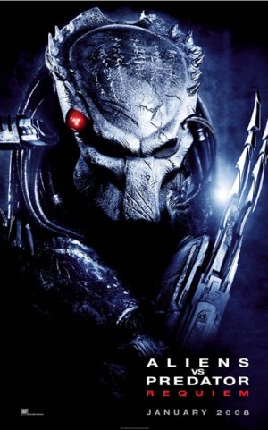 International Alien Vs. Predator: Requiem Character Poster 1