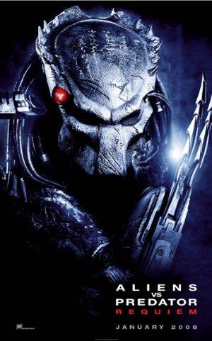 International Alien Vs. Predator: Requiem Character Poster 1
