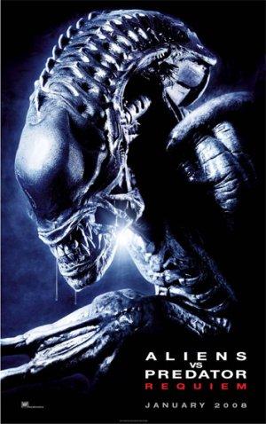 International Alien Vs. Predator: Requiem Character Poster 2