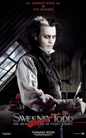 Sweeney Todd Poster 2