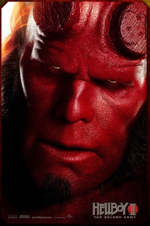 Hellboy 2: The Golden Army Poster 3
