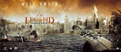 I Am Legend Banner