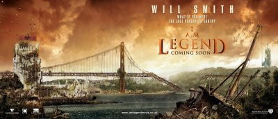 I Am Legend Banner