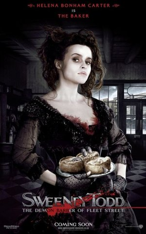 Sweeney Todd Poster 3