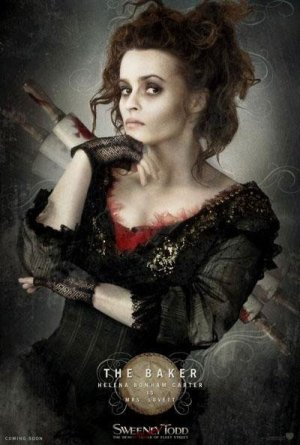 Sweeney Todd Poster 5