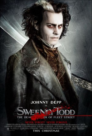 Sweeney Todd Poster 7