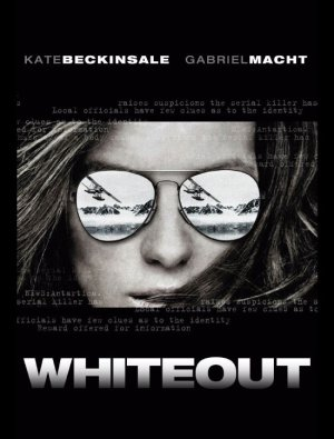 Possibly Fan Made Whiteout Poster